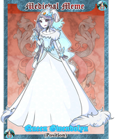 PKMNA :: Snow Queen by CherryBuns