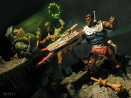 MOTUC - Salvation by McMuth
