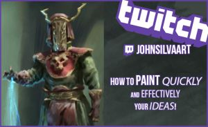 How to paint quickly and effectively your ideas. by JohnSilva