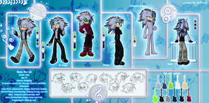 Neo REF sheet - Shaded by Roxo89