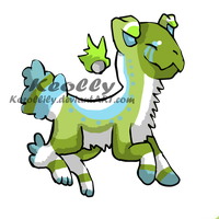 .:Keolly Species - Contest Entry 2:. by Korollily