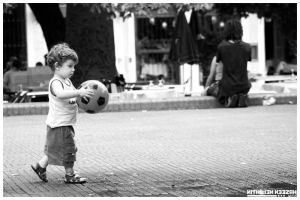 Kid Ball by nithilien
