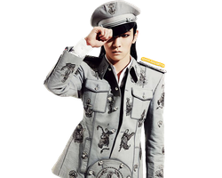 Key [SHINee] _ Render PNG #1 by ArianaMoya