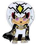 Chibi Finitevus :animated comm: by Mitzy-Chan