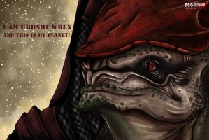 Wrex by Nifriel