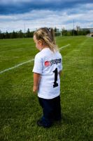 The Soccer Player by filemanager