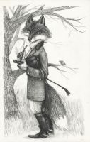 Mr Fox by Hellanim