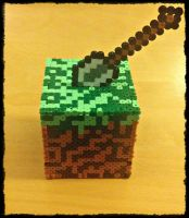 MinecrafT DirT WitH ShoveL by M4ykeul