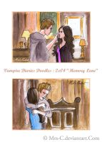 VD Doodles 2x04 -Memory Lane I by Mrs-C