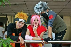 Naruto Cosplay! by XeverianCosplayers