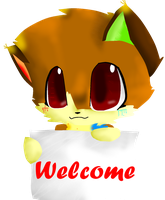 Welcome by Meowy-Pixel