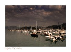:: boat in lerici by moiraproject