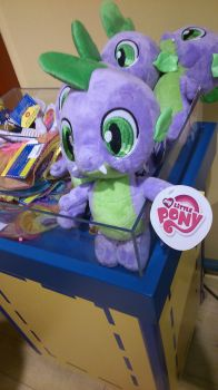 MLP AT BUILD-A-BEAR (Shopping trip part 2) by WellHayGorgeous5