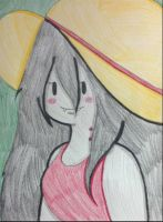 Marceline the Vampire Queen by shayminlover492