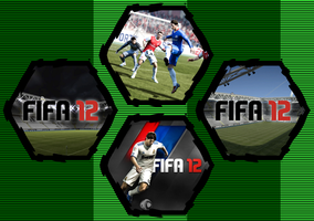 FIFA 12 by WE4PONX