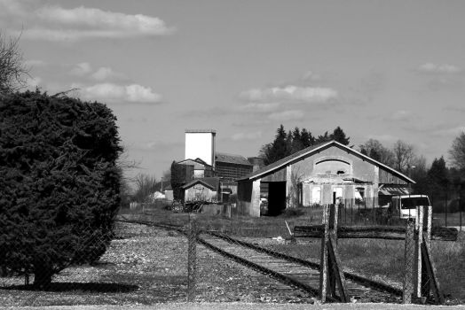 train station by betteporter