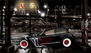 Hot PT Rod finished by Mareoz
