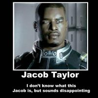 Jacob Taylor by Marvelguru