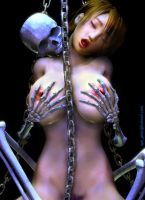 Halloween Skeleton by 3dbabes