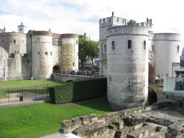 Tower of London by BabyRC