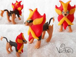 668 Pyroar M by VictorCustomizer