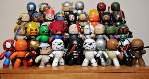 Mighty Muggs by deviouselite