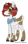 Goat Pony Auction: CLOSED by Kuro-Creations