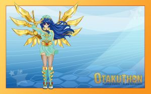 Otakuthon Wallpaper by icevalkyrie7