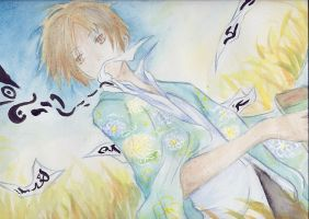 Natsume by Verity-Niwa