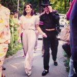 Michael and lisa presley by Iloveforjackson