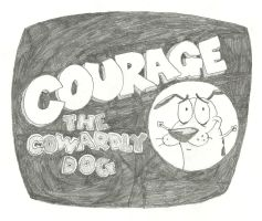 Courage The Cowardly Dog by 1119642