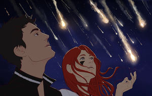Falling Stars by CrissyPeters
