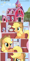 MLP: FiM - Without Magic Page 123 by PerfectBlue97