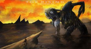 The Rising by outstar1979