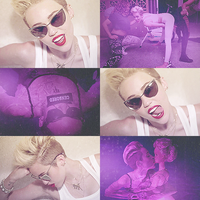 01. picspam [we can't stop] - Miley Cyrus by rousvisuals