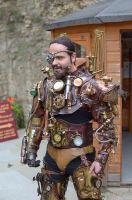 steampunk k by overlord-costume-art