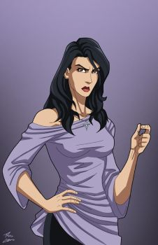 Helena Bertinelli commission by phil-cho