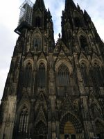 Cologne Cathedral Front by 1nfiltrait0rN7