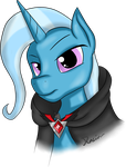 Trixie Portrait by Ravirr94
