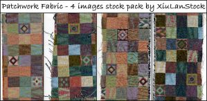 Patchwork Fabric Stock Pack by XiuLanStock