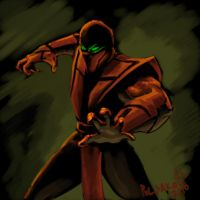 Ermac by PitBOTTOM