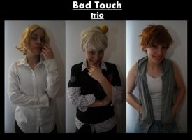 Bad Touch Trio by FrenzyWonder