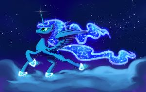 Pony of the night by KetrinDarkDragon