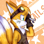 .:.Doodle-SonicBOOM Tails .:. by Kamira-Neko