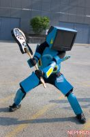FLCL: Canti by Deckronomicon
