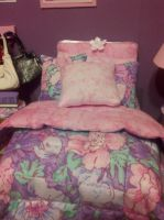 Doll bed 3 by Donttouchmykitty