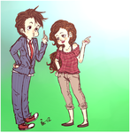 just a little bit lost by surrenderdammit