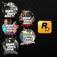 GTA Icons by Akumafer