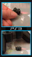 PS3 Controller Charm 2.0 by DeliciousTrickery