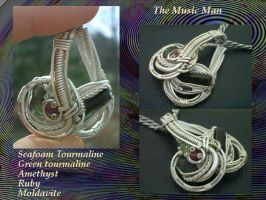 The Music Man by FelixDesigns